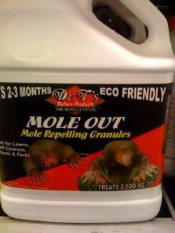 Mole Out