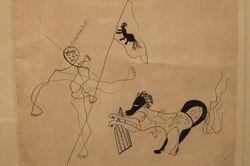 Lorca Drawing 2