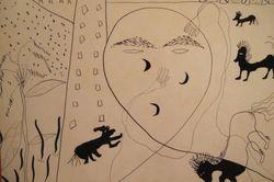 Lorca Drawing 1